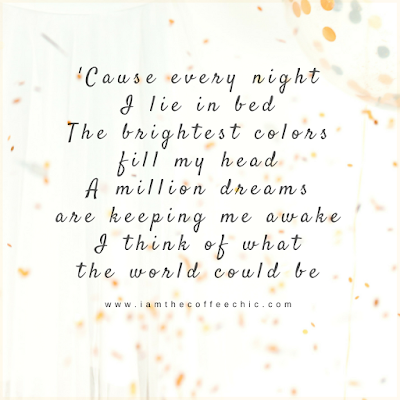 0ab204b940850 The Greatest Showman: Thoughts and Quotes - The Coffee Chic
